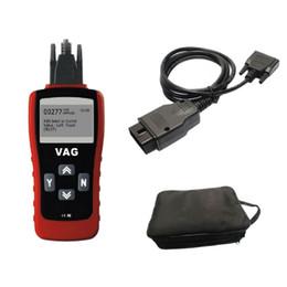 Wholesale Obd Ii Vag Code Reader - Car Code Reader Scanner VW AUDI SCAN TOOL MAXSCAN VAG405 VAG 405 OBD II OBD 2 EOBD2