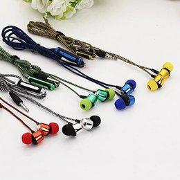 Wholesale A13 Android - A13 bass acoustic hi-fi music stereo earphone headset in-ear headphones with microphone for mobile phones android iphone samsung xiaomi htc