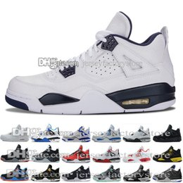 Wholesale Shoes Online Cheap Price - Wholesale Basketball Shoes Retro 4 ROYALTY Pure Money VI Laser 5LAB 30TH ANNIVERSARY Cheap Price online Retro Sneakers Outdoors Athletics