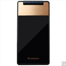 Wholesale Lenovo Qwerty Android - Lenovo A588T gold WCDMA smart phone 4 inch screen, 2250 mAh battery, 500W rear camera 512M RAM + 4G ROM