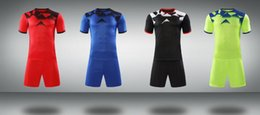 Wholesale Blank Black Football Jersey - Sublimada customize blank soccer jersey uniform team blazer football logos OEM, numbers name football shirts training apparel