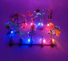 vendendo i funghi Sconti Vendi Meng artefatto simulazione piante luminose germogliare fiori erba copricapo copricapo vendita all'ingrosso funghi Resorts