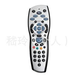 2018 de alta qualidade Céu Remoto Sky HD v9 Controladores Remotos Universal Sky HD + Plus Programação Controle Remoto OM-CC5 de