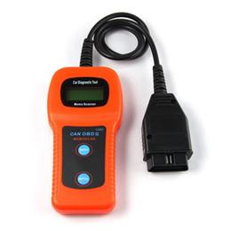 universeller schlüsseltransponder Rabatt U380 OBDII EOBDII Scanner Fehlercode Leser CAN-BUS EOBD Diagnosescan-werkzeug für Auto Auto