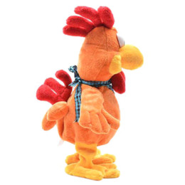 bprice-bprice prices - Funny 3 Model Electric Pets Plush Dancing Singing Walking Electronic Toys Duck  Chicken Choose Novelty Christmas Birthday Gift