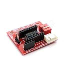 Wholesale Stepper Motor Controlled - 3D Printer A4988 DRV8825 Stepper Motor Control Board Expansion Board