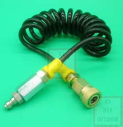 Wholesale Paintball Filling - High Pressure Fill Hydraulic Refueling Hose for Airsoft Airforce PCP Paintball