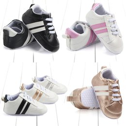 Wholesale Baby Step Shoes - High quality spring &autumn new arrival baby first walkers shoes soft bottom anti-skid step soft sport baby shoe