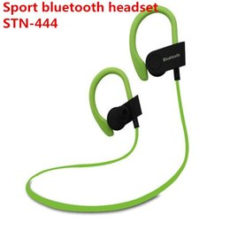 Wholesale Free Music Movement - 2017 new wireless bluetooth headset the STN - 444 music movement headsets for the iPhone 6 5 s samsung S7 NOTE5 free shipping DHL