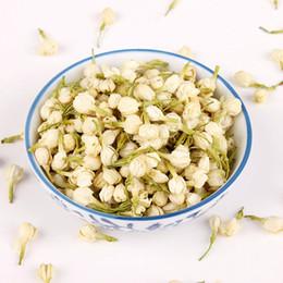 Thé 250g de fleur de jasmin chinois, nourriture verte organique normale de thé de fines herbes de bourgeons de jasmin de soins de santé ? partir de fabricateur