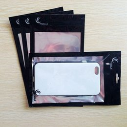 Wholesale Large Bag Plastic Package Packaging - 11.5*20 12*22cm 23*13.5 Large Size Zipper Retail Package Pouch OPP Poly Plastic Bag Box for Samsung Galaxy S3 S4 S5 iphone 6 7