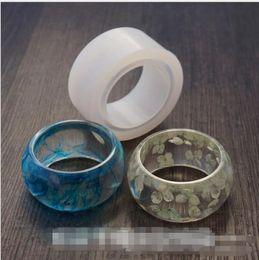 Nuevo molde de silicona DIY resina pulsera pulsera moldes de resina epoxi para joyería envío gratis desde fabricantes