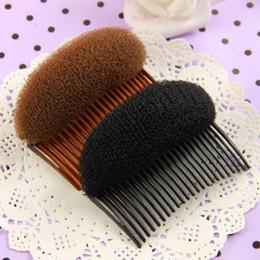 Wholesale Tool Makers Clamp - Hot Fashion Women Hair Clip Stick Bun Maker Braid Tool Hair Accessories Comb