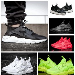 Wholesale 2016 New Design Air Huarache IV Running Shoes For Women Men Lightweight Huaraches Sneakers Athletic Sports Outdoor Huarache Shoes