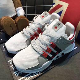 Wholesale Support Hunting - New arrival Overkill x EQT 93 17 Boost Consortium Originals EQT 97 Support ADV Primeknit Mens Running Shoes women EQT sneakers eur 36-45