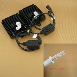 Wholesale H7 24v Hid - NEW GOOD 24V 100W H1 H3 H7 Xenon HID Conversion Kit
