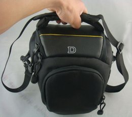 Wholesale Camera Case Shoulder Bag - Waterproof Camera Case Bag for Nikon DSLR D3200 D3100 D3000 D5200 D5100 D5000 D7100 D7000 D90 D80 D70 D70S D60 D50 D40 D300s