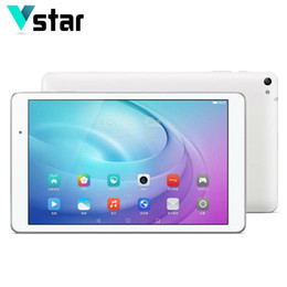 Wholesale G Lte - Wholesale- Original Huawei M2 Lite 10.1 inch Tablet PC 4G LTE 3GB RAM Octa Core Snapdragon 615 Android 5.1 Dual SIM GPS OTG 8MP