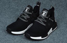 Wholesale Youth Women Volleyball - New mastermind Japan x NMD XR1 Sneakers black Women Men Youth Running Shoes Sports fashion boost