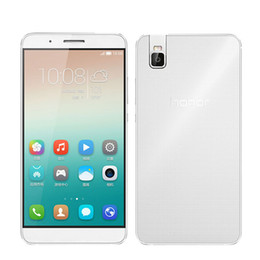 Wholesale Huawei Dual Sim Gps - Original Huawei Honor 7i 4G LTE Mobile Phone Snapdragon 616 Octa Core 2GB RAM 16GB ROM Android 5.1 5.2inch 13.0MP Fingerprint Cell Phone