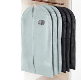 Vendas diretas da fábrica roupas grossas Dust terno terno, casaco terno, terno tridimensional terno poeira, frete grátis de Fornecedores de saco de pó roupa