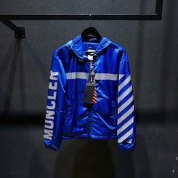 Wholesale Slim Coats Outwear - kanye west Skateboard Jacket Men Women Hip Hip 3M Reflective Waterproof Windbreaker Outwear Patchwork Y-3 Jacket Coats