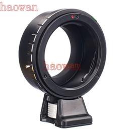 Wholesale Tripod Mounting Ring - Wholesale- Minolta MD MC mount lens to Fujifilm fuji FX X adapter ring with tripod for X-E2 X-E1 X-Pro1 X-M1 X-A2 X-A1 X-T1 xpro2 camera
