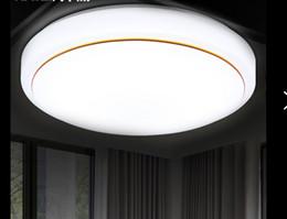 Светодиодный потолочный светильник спальня лампа балкон лампа проходу коридор кухня ванная комната гостиная освещение от Поставщики потолочное кольцо из нержавеющей стали