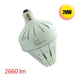 Wholesale Decorative Listing - Christmas garden light decorative lighting new stype led bulb light CE ROHS UL Listed high power corn bulb light 20W