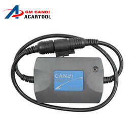 Wholesale Gm Auto Tech - 2017 Hot Sale Top quality for gm tech 2 GM TECH2 CANDI Interface module for GM tech2 auto diagnostic connector adaptor