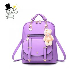 Wholesale Diapers Backpack - Wholesale-2016Y Large Capacity Diaper Bag Polyester Baby Changing Baby Diaper Bags leather Nappy Bag Functional Bags For Mother 19PK002