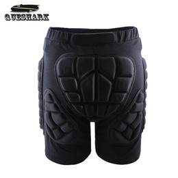 Wholesale Padded Snowboard Pants - Wholesale- Children Men Women Winter Sports Ski Protective Hip Pads for Ski Snow Skate Snowboard Protection Drop Resistance Roller Paded