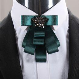 Wholesale Cravat Bow Tie Women - Mantieqingway Business Bow Tie Tuxedo Bowtie Cravat for Groom Wedding Bouquet Fashion Polyester Bow Ties for Men Blue Gravata