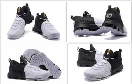 Wholesale Kd High Cut - new 2017l high quality KD 9S Basketball shoes Kevin Durant KD 9 white black sneakers Trainers Athletic Sport shoes Eur 40-46