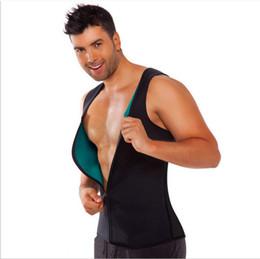 Wholesale Bags Xl - Ultra Waist Tummy Shaper Sweat for Men Motion Neoprene Corset Double Wear Sweats in OPP Bag Pack High Quality TV product