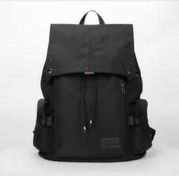 Мужчины и Женщины Повседневная сумка компьютер сумка водонепроницаемый нейлон ткань рюкзак сумка интеллектуальные студенты от