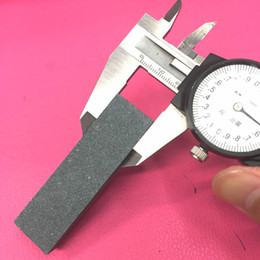 Wholesale Ground Iron - EDC Mini Sharpener Stone Grit Knife Polishing Grindstone - Knife Sharpen Kitchen Knives Grinding Tool Whetstone 7.4*2.0*1.1cm
