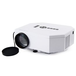 Wholesale Best Portable Led Projector - Wholesale-Best UC30 HD Mini LED Projector HDMI Home Theater Projector Support HDMI VGA AV USB 1080P Portable Digital Projectors 3D AB0012