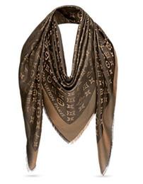 Wholesale neo silver - NEO DENIM Shiny Lurex Yarns Mo Rainbow shawl Factory price classic cotton pashmina shawl silk scarf metal silk scarf printing scarf wraps