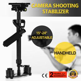 Wholesale Dslr Handheld - S60 Handheld Stabilizer SteadyCam Pro Gradienter for Camera Camcorder Video DSLR