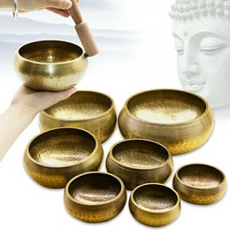 Wholesale Music Bowl - High quality and best voice (8.5cm)singing bowl use for music and yoga on sale