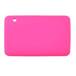 a13 mid tablets Sconti Wholesale- Custodia in silicone resistente per tablet da 7 pollici Android capacitiva a13 metà morbida posteriore Custodia protettiva pelle # 81082