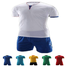 Wholesale _ wholesales lucky packets any team soccer Jersey football shirts patch name number thai quality soccer uniforms cothing epacket
