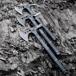 Wholesale Cutting Hand - 5 model American SOG Hawk Axe Tactical Tomahawk Outdoor Hunting Camping Axe Hands Tool Fire Axe Mountain-cutting 1PCS freeshipping