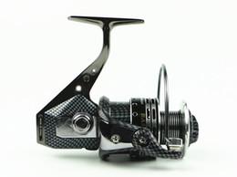 Carpa barco online-Full Metal Aluminum Body Super Quality Fishing Wheel 13 + 1BB 1000-7000 Serie Spinning Reel Boat Rock Bait Carp Fishing Reel