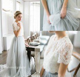 a032a899643 vintage style wedding guest dresses Promo Codes - 2017 Cheap Country Style  Bohemian Bridesmaid Dress Vintage