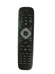 Wholesale Philips Tv Remotes - Wholesale- Replacement Remote Control for PHILIPS LED TV 23PFL4509 23PFL4509 F7 39PFL2608 39PFL2608 F7 32PFL4609 32PFL4609 F7