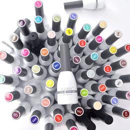 Wholesale Color Stamp Nail Polish - polish stamp kit CANNI 15ml Polish Gel Paint 239 Color Nail Art Salon High Quality New Design 62507 Soak off