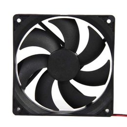 Wholesale Fan 4pin - Wholesale- 2017 New High Quality 1pcs 120mm 120x25mm 12V 4Pin DC Brushless PC Computer Case Cooling Fan 1800PRM