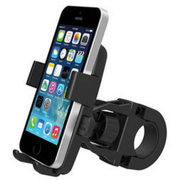 Wholesale Bicycle Water Bottle Cage Mount - Universal 360 rotated Bicycle Cellphone Mount Mobile Phone Holder Outdoor Sport Bike Stand Mounts Letdooo For iPhone Sumsung Huawei Phones